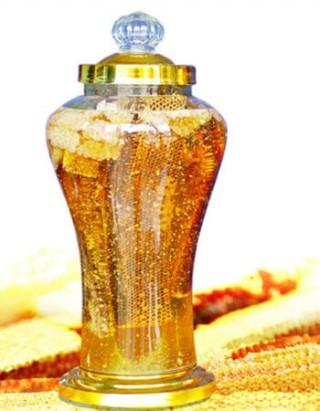 rượu ngâm sáp ong