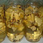 rượu cây mật gấu