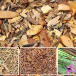 Rất nhiều thành phần thảo dược trong lá tắm Dao