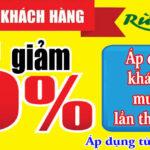 Tri ân khách hàng thân thiết Shop Rừng Vàng Giảm ngay 5% giá trị đơn hàng