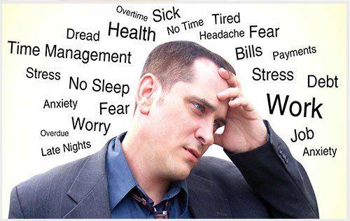nguyên nhân mất ngủ có nhiều trong cuộc sống hiện đại