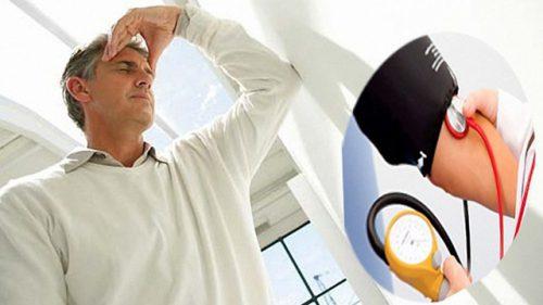 bệnh cao huyết áp tiềm ẩn nhiều nguy hại đến sức khỏe