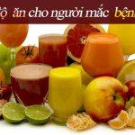 Người bị bênh gout (Gút) nên ăn gì để không khiến tình trạng bệnh tệ đi