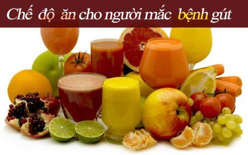 Người bị bênh gout nên ăn gì để không khiến tình trạng bệnh tệ đi (2)