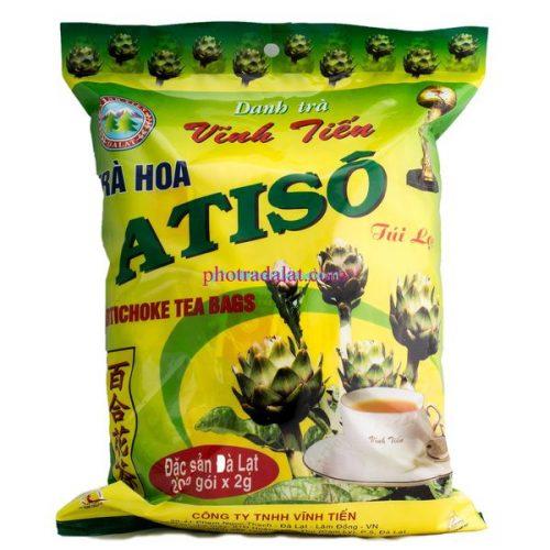 trà túi lọc Atiso - đặc sản Đà Lạt