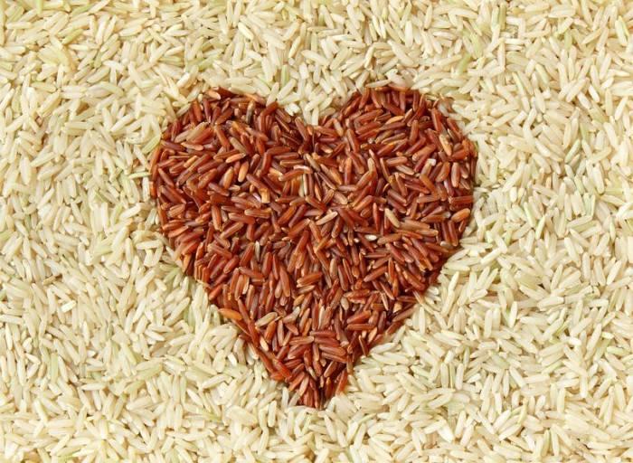 tác dụng tuyệt vời của gạo lứt đỏ