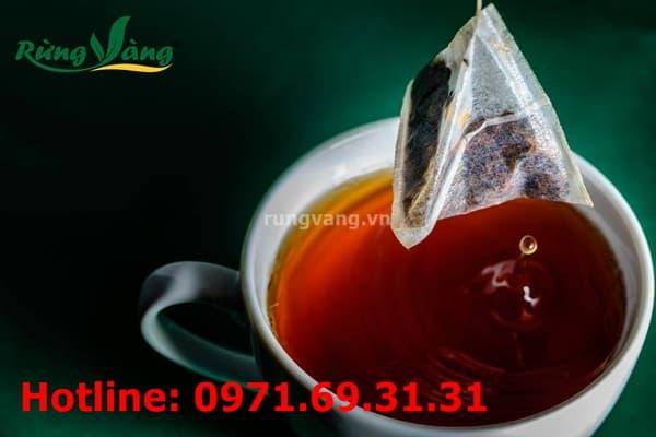 dùng trà atiso đúng cách