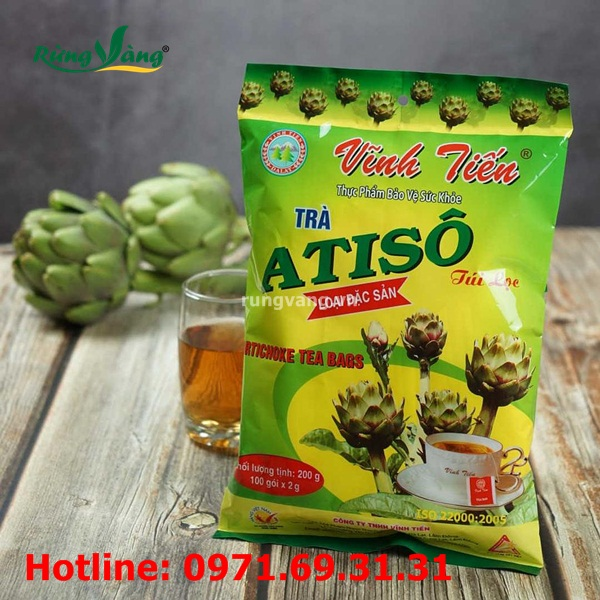 tác hại của trà atiso