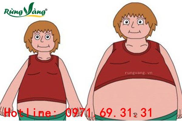 Ăn đường phèn có béo không