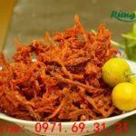 Danh sách các món ăn dùng dầu điều đỏ để hương vị tăng lên bội phần