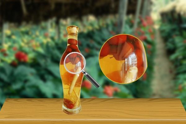 Rượu táo đỏ sâm Hàn Quốc được nhiều cánh mày râu yêu thích
